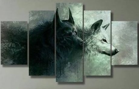 שני זאבים בנפשו של אדם